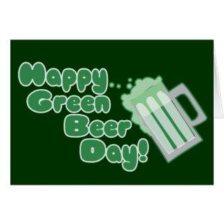 Carte Humour de Jour de la Saint Patrick