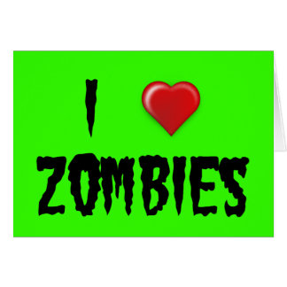 Carte I zombis de coeur