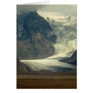 Carte Iceland Glacier Card