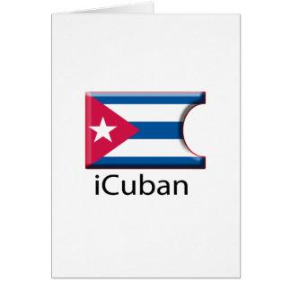 Carte iFlag Cuba