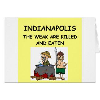Carte Indianapolis