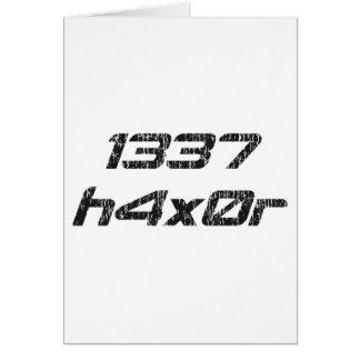 Carte Intru 1337 de Leet Haxor