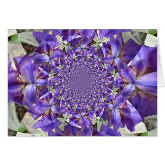 Carte Iris : Kaleido-Illusion, inspiration créative