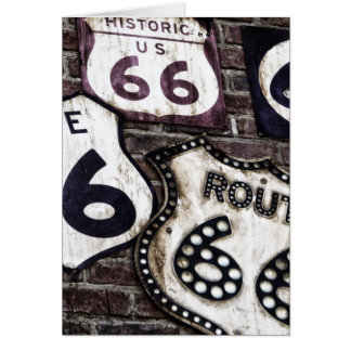 Carte Itinéraire iconique 66