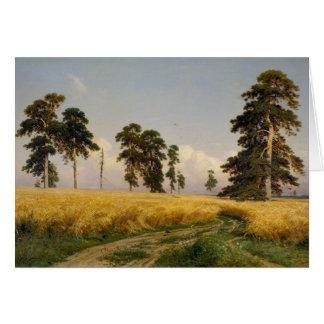 Carte Ivan Shishkin Rye CC0452