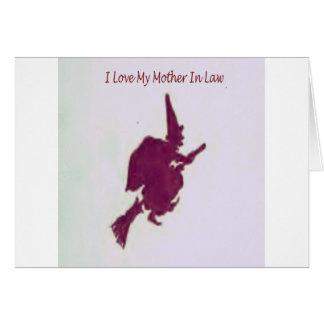 Carte J'aime ma mère dans law1