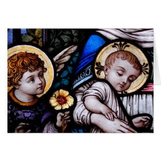 Carte Jésus et John