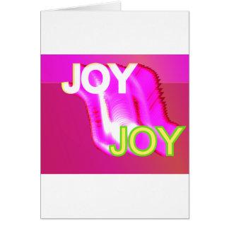 Carte Joie