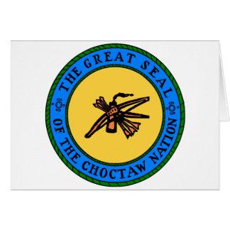 Carte Joint de Choctaw
