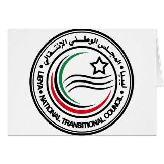 Carte joint transitoire de conseil de la Libye
