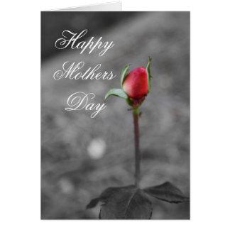 Carte Jour de mères heureux de Rosebud