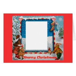 Carte Joyeux Noël 2008