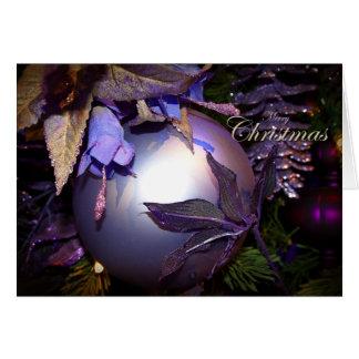 Carte Joyeux Noël 2012