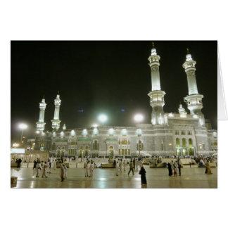 Carte Kaaba Kaba Mecque Mecca islam Allah musulman