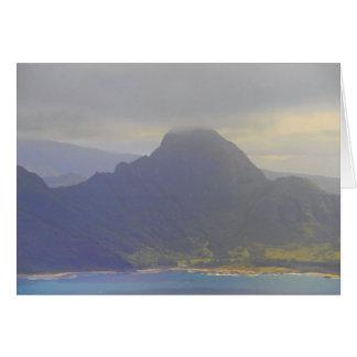 Carte Kauai de approche Hawaï