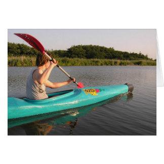 Carte kayak
