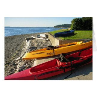 Carte Kayaks