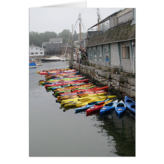 Carte Kayaks dans Rockport