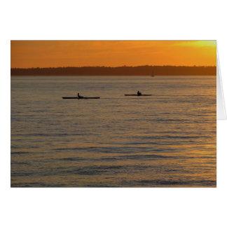 Carte Kayaks de mer