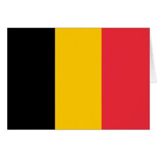 Carte La Belgique aux palais royaux, Belgique
