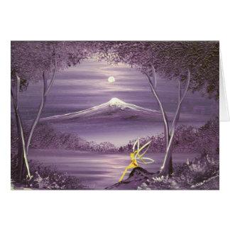 Carte La fée de la montagne