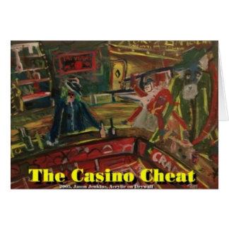 Carte La fraude de casino