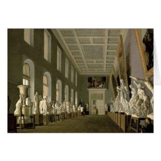 Carte La galerie d'antiquités de l'académie de l'amende