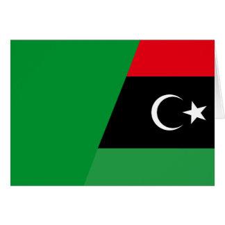 Carte la Libye a combiné