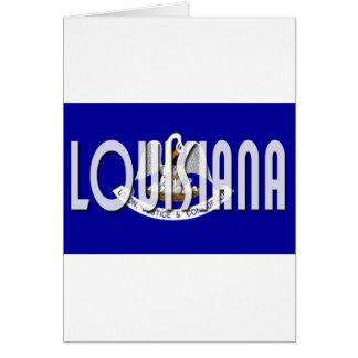 Carte La Louisiane