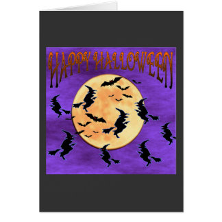 Carte La lune de la sorcière