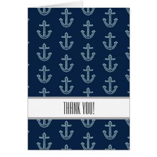 Carte La marine ancre le Merci