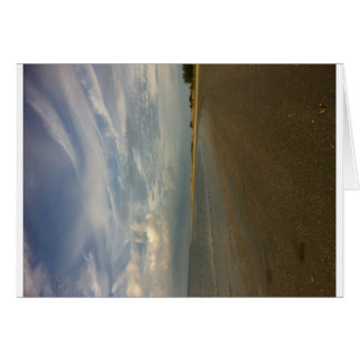 Carte La plage
