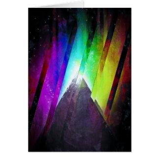 Carte La pyramide cosmique
