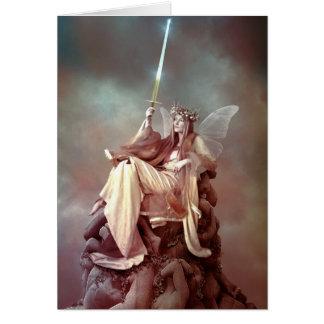 Carte la reine des épées