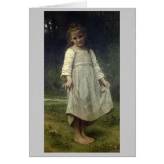 Carte La révérence - William-Adolphe Bouguereau