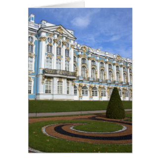 Carte La Russie, St Petersburg, Pushkin, Catherine