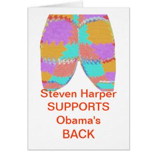 Carte LA SYRIE : Le harpiste de Steven SOUTIENT Obama