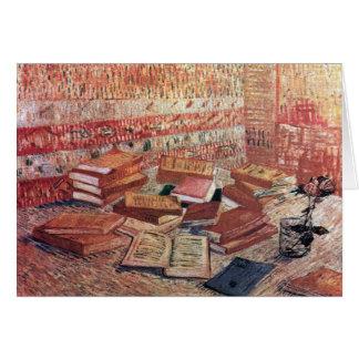 Carte La vie toujours par Vincent van Gogh 1887
