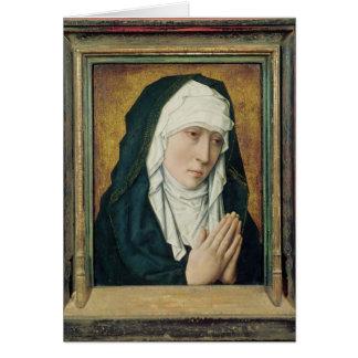 Carte La Vierge de la peine 2