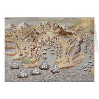 Carte La vue de primevère farineuse de la Grèce