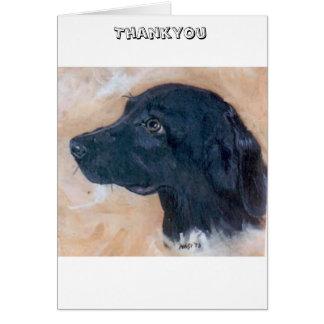 Carte Labrador retriever