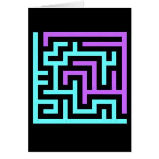 Carte Labyrinthe