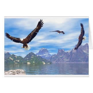 Carte Lac d'Eagles