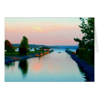 Carte Lac Owasco