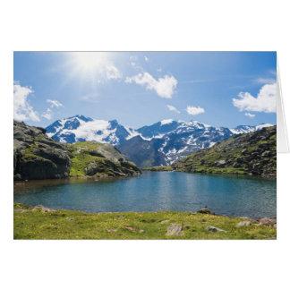Carte Lago Nero