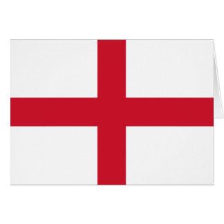 Carte l'Angleterre