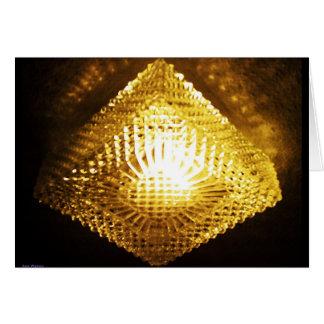 Carte Lanterne d'or
