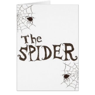 Carte L'araignée