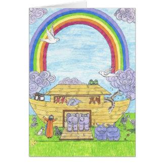 Carte L'arche de Noé