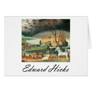 Carte L'arche de Noé de ploucs d'Edouard